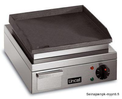 Pieni Lincat paistotaso esimerkiksi grilleille, pubeihin ja kahviloihin