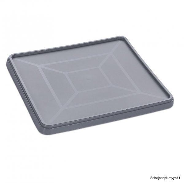 Soveltuu ravintola ja suurkeittiöiden astianpesukoneiden pesukorien kanneksi tai aluslevyksi. Korikoon oltava 500 x 500 mm.