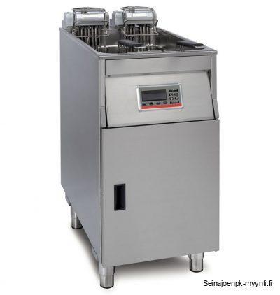 Automaattirasvakeitin ravintoloihin. Kapasiteetti on 40 kg per tunti.