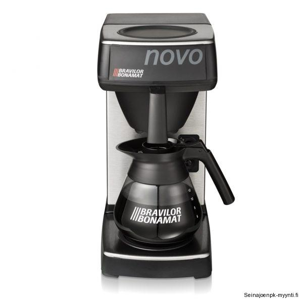 Bravilor Bonamat Novo kahvinkeittimet maahantuodaan Hollannissa. Bravilor Bonamat kahvinkeittimet maahantuo PK-Myynti.