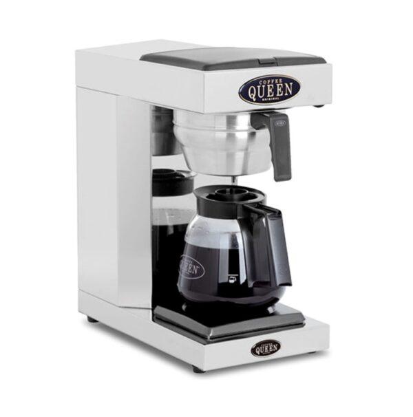 Coffee Queen sopii erinomaisesti kahvilaan, ravintolaan, toimistoon ja taukotiloihin