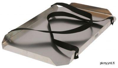 Nostolevy soveltuu GN 1/1 kuljetuslaatikkoon. Nostolevyn avulla on helppoa ja turvallista pakata ja purkaa pois kuumat GN -vuoat.