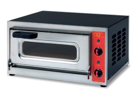 GGF Micro V Plus pizzauuni on ihanteellinen pieneen kahvila-ravintolaan ja harrastelija koti pizzanpaistajille. Pizzanpaistajat arvostavat biscottokiveä, joka löytyy myös tästä uunista.