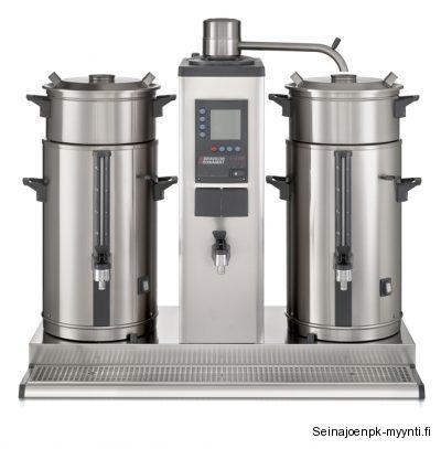 Bravilor Bonamat B10 HW soveltuu hyvin kahviloihin ja ravintoloihin sekä liikennehuoltoasemille.