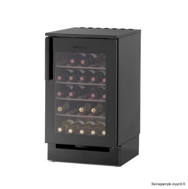 Festivo 50VL viinikaappi on suunniteltu ravintolakäyttöön, viinien säilytykseen ja ne vastaavatkin ominaisuuksiltaan modernia viinikellaria.